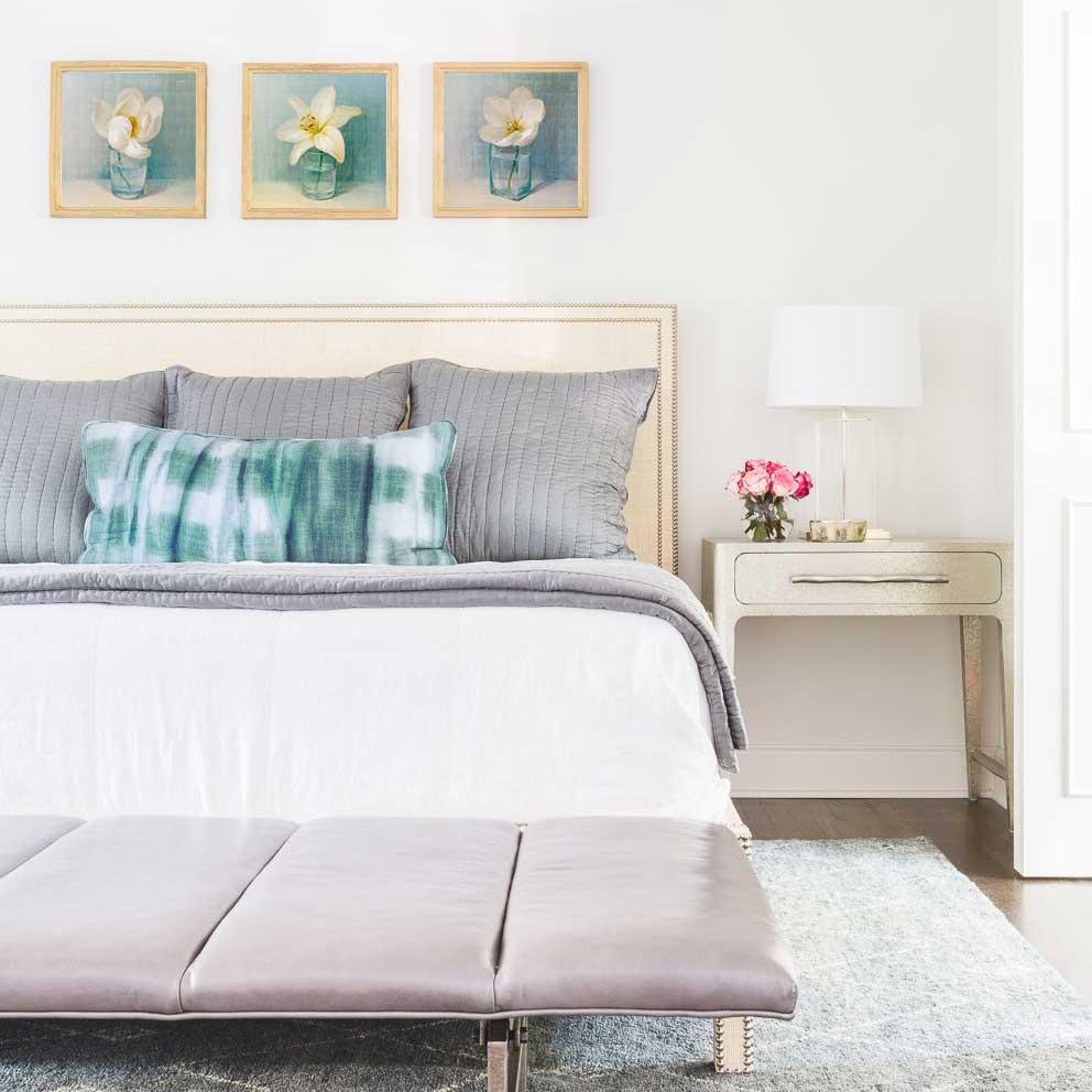 Những ý tưởng thiết kế để biến phòng ngủ chính của bạn thành một nơi thiên đường