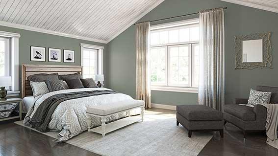 Màu sơn phòng ngủ và xu hướng nào trong năm nay?