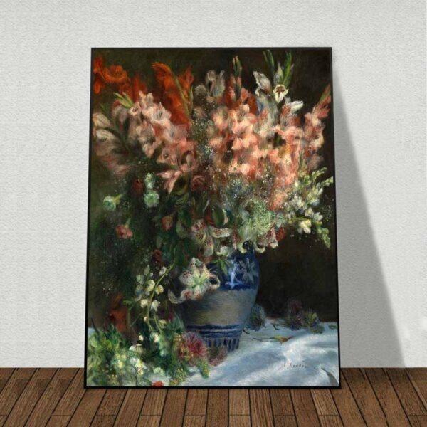 Tranh sơn dầu là tranh được vẽ bằng sơn dầu